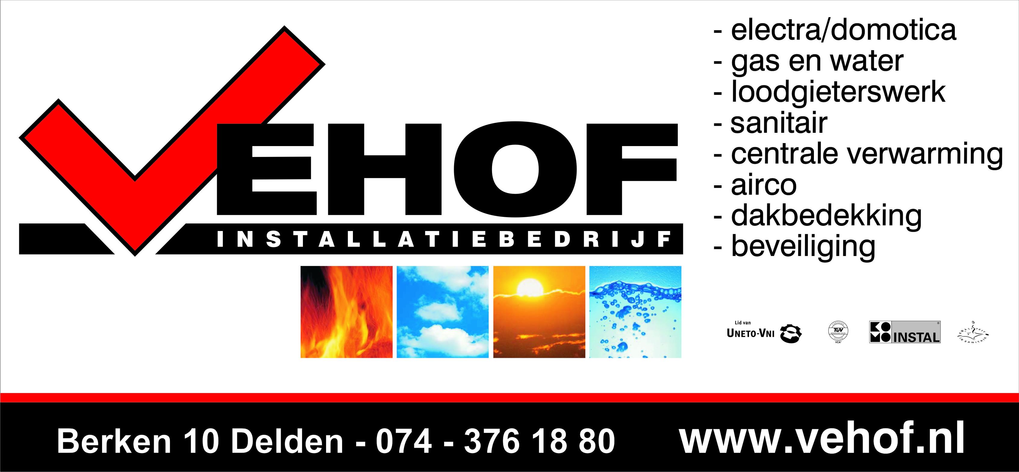 Installatiebedrijf Vehof B.V.
