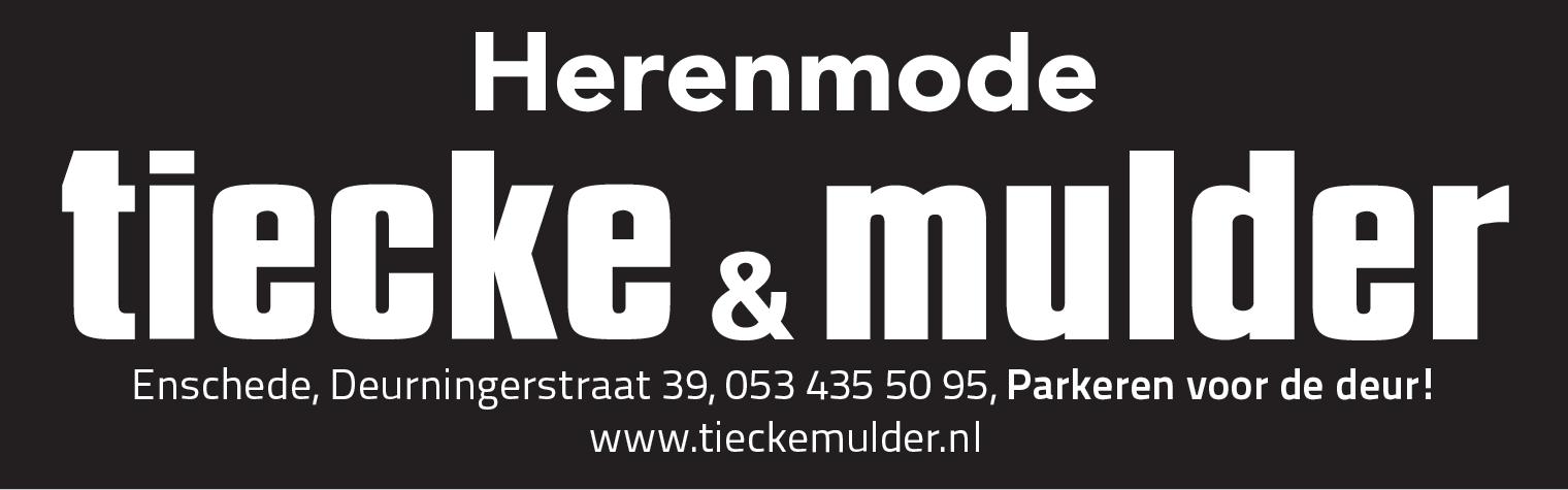 Tiecke & Mulder