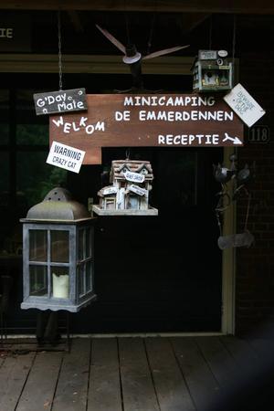 Minicamping De Emmerdennen